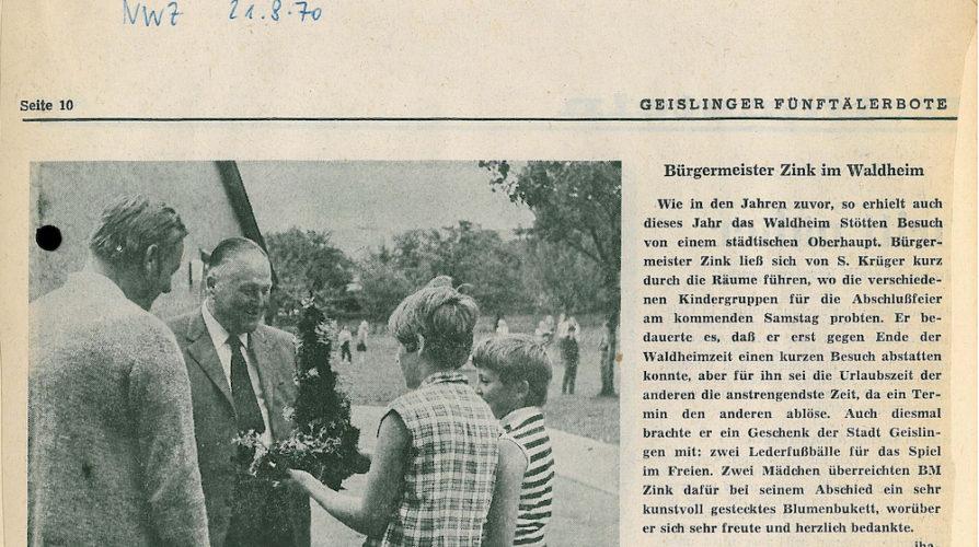 Archivmaterial-1970 Zeitung 5